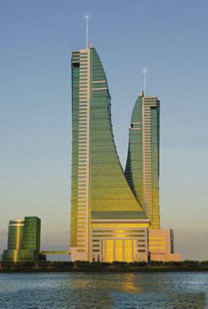 Невероятные архитектурные проекты Среднего Востока