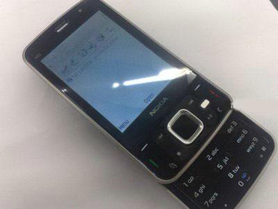 Первые неофициальные фото нового Nokia N96