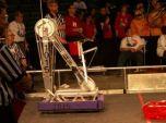 В Китае создан робот-физкультурник