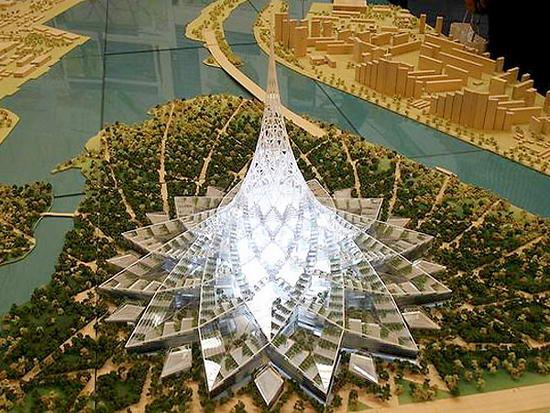 Новый облик Москвы?