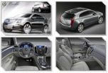 Cadillac Provoq – электрический концепт!