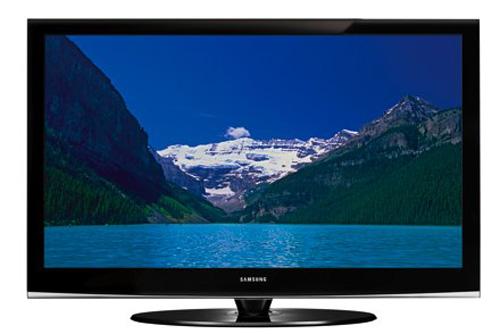 ЖК ТВ с поддержкой Ethernet от Samsung