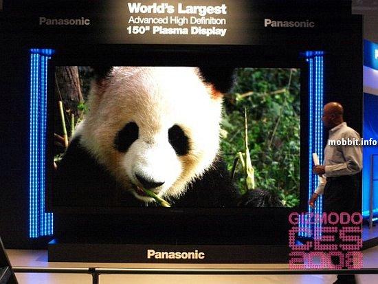 Самая большая в мире плазменная панель
