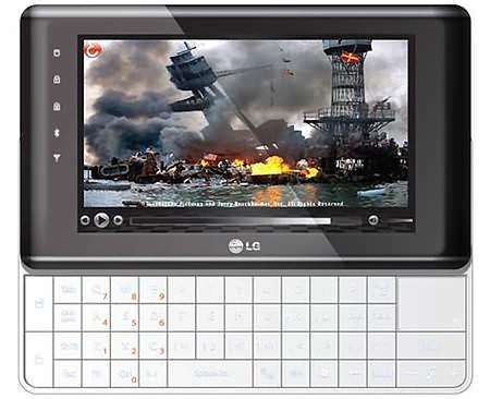 LG представила новый UMPC на CES-2008