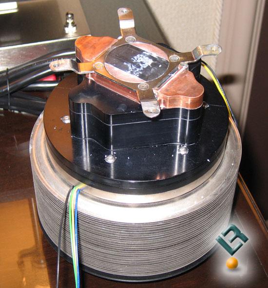 OCZ модифицирует кулер HydroJet