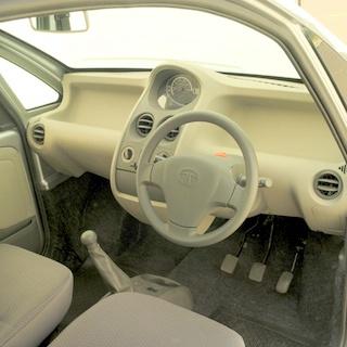 Tata Motors показала автомобиль за 2,5$ тыс.
