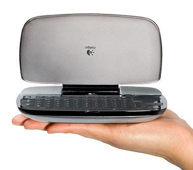 Logitech diNovo Mini — мини-клавиатура с Bluetooth