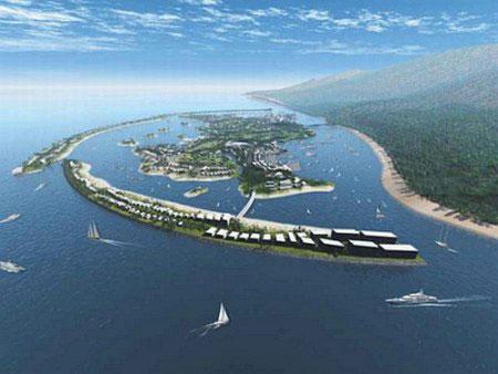 В Черном море вырастет миниатюрная Россия!