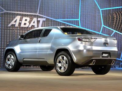 Гибридный пикап A-BAT от Toyota