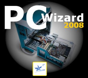 PC Wizard 2008 1.83 - диагностика компьютера