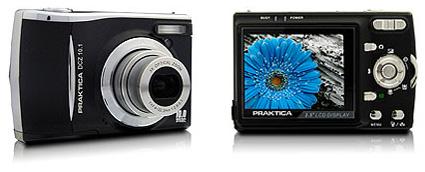 Три любительских компактных цифровика от Pentacon