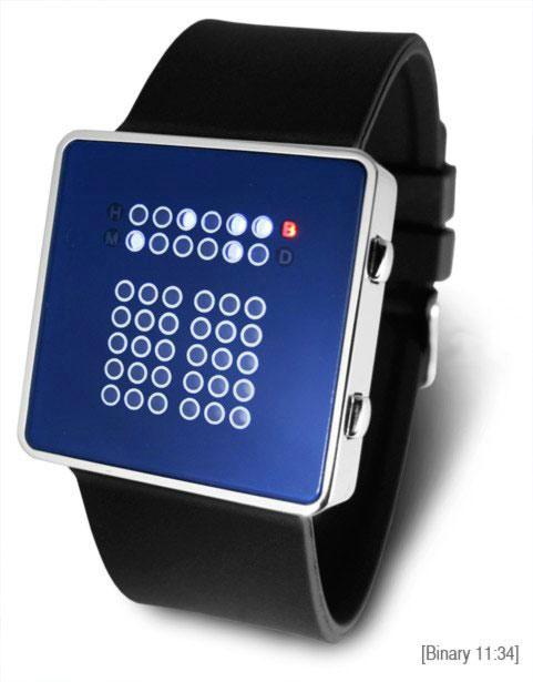 Tokyoflash Tibida – очередные часы-головоломка