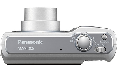 Panasonic Lumix LS80 — новая 8,1-Мп камера
