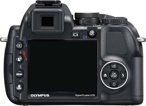 10-мегапиксельный ультразум Olympus SP-570UZ
