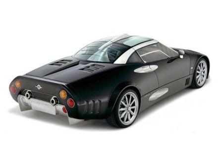 В Женеве покажут новый суперкар Spyker
