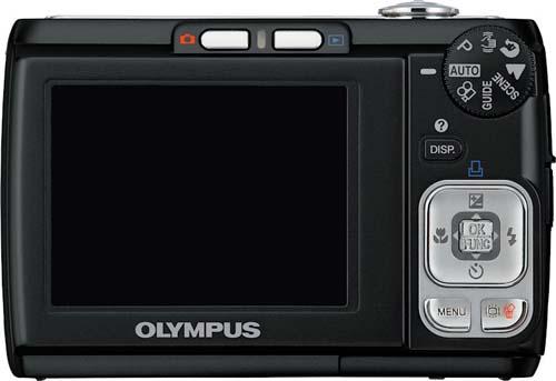 Olympus серии FE