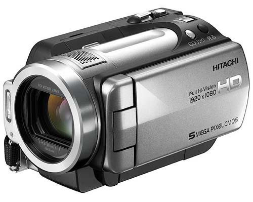 Два HD-камкордера от Hitachi