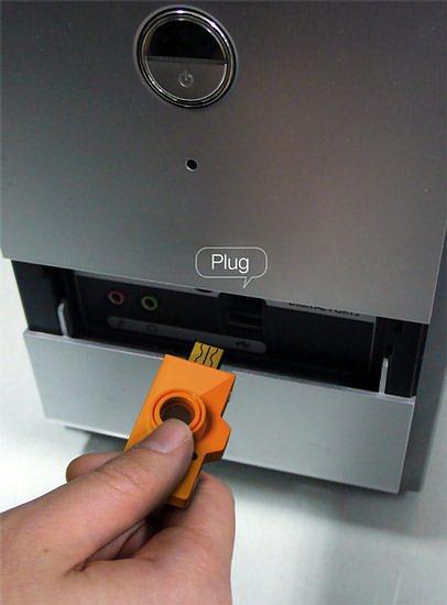 EazzzY USB — концепт-камера «для шпиона»