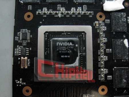 GeForce 9800 GX2 разбирают на запчасти