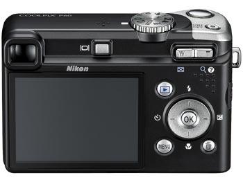 Компактная фотокамера Nikon COOLPIX P60