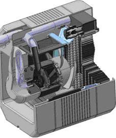 Необычная система жидкостного охлаждения AquaCube