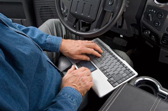 High-tech авто от Ford: офис на колесах