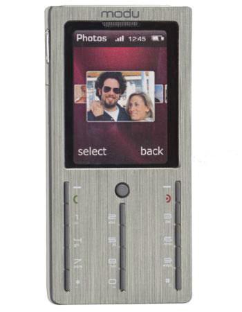 Modu – интересный модульный телефон