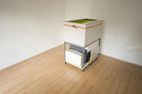 Casulo – «комната в коробке»