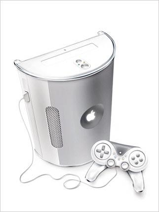 Apple запатентовала игровую консоль