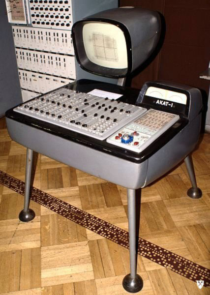 Аналоговые компьютеры - как это было
