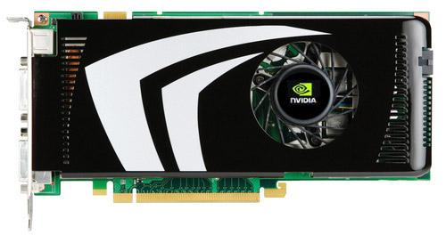 NVIDIA GeForce 9600 GT: официальный анонс