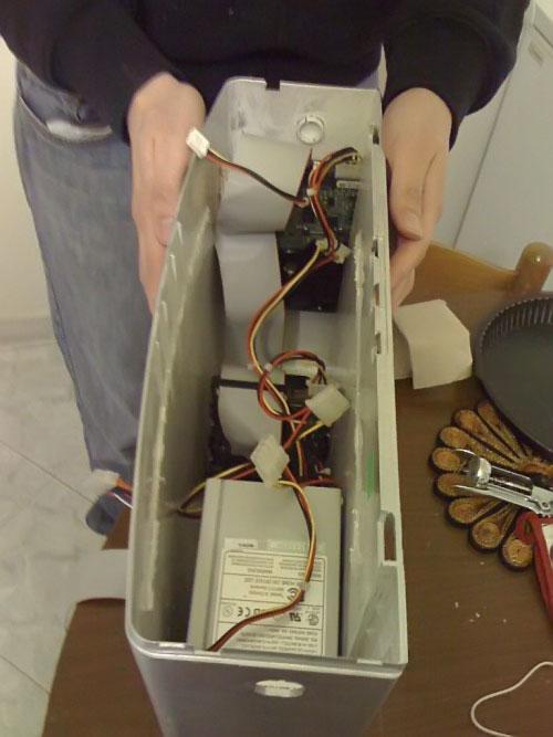 iToilet - компьютер в унитазе