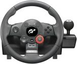 Logitech представила руль для фанатов Grand Turismo