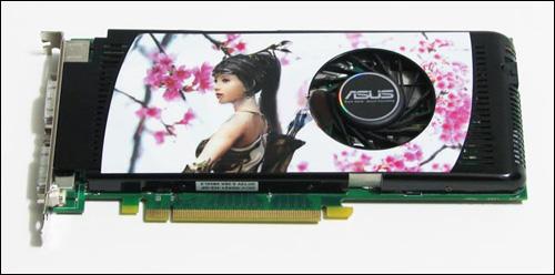 ASUS: GeForce 9600 GT в референсном исполнении