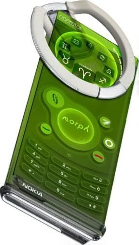 Nokia Morph - концептуальный телефон