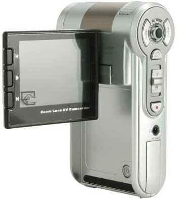 Карманный HD-камкордер PocketDV AHD Z500