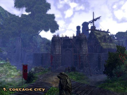 Скрины Age of Conan