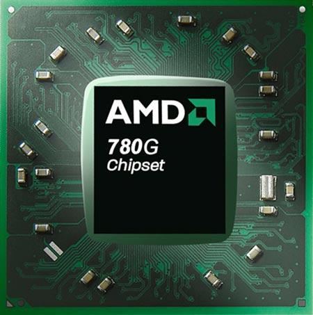 AMD 780G — первые 55-нм IGP-чипсеты — официально