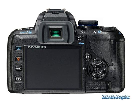 Olympus: самая компактная зеркалка Е-420
