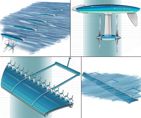 Американцы придумали компактные ГЭС на тросах