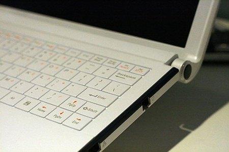 ECS G10IL — возможно очередной конкурент Eee PC