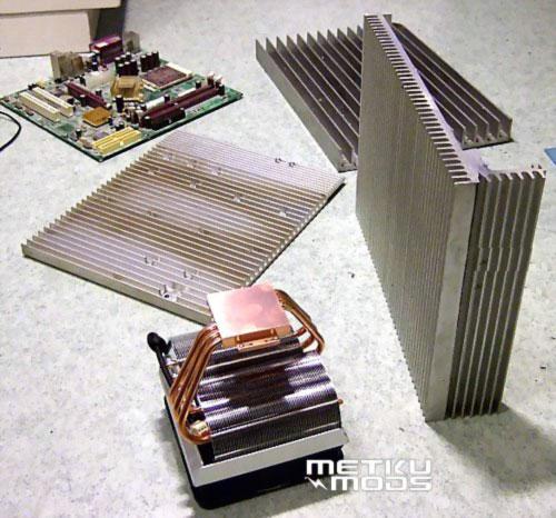 Абсолютно бесшумный компьютер это реально