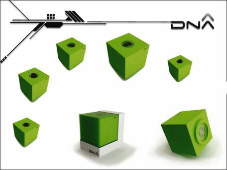 Модульный компьютер-конструктор DNA
