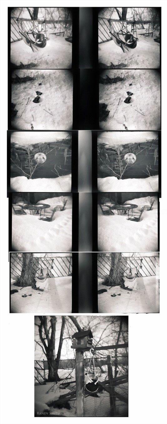 Stereo Holga - фотоаппарат, делающий 3-D фотографии