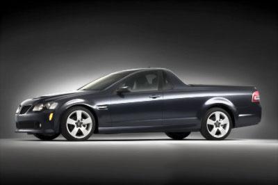 Спортивный пикап Pontiac G8