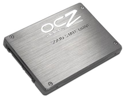 OCZ: SSD со скоростями чтения/записи свыше 100 МБ/с