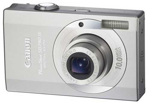Canon представила новинки серии IXUS