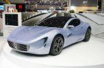 В Женеве показали студенческий Maserati