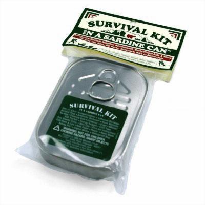 Консервный «Комплект для выживания»