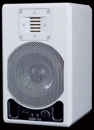 ADAM A5 — студийные мониторы с технологией Stereolink